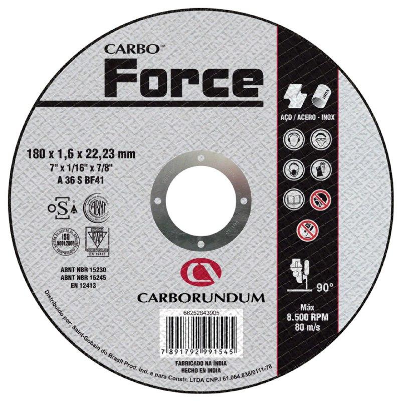 Disco Cortar Metal\Ferro 115mm X 3mm