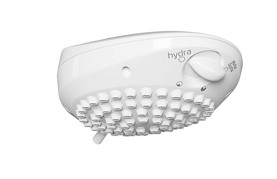 Ducha Hydra Minha Ducha 4 Temperaturas Branca 127V X 5500W