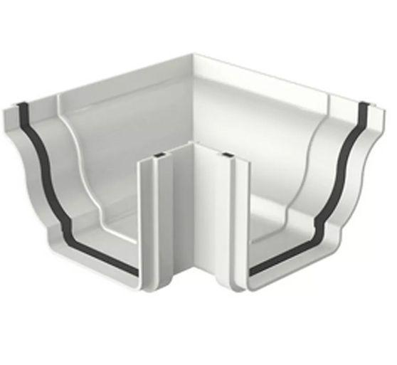 Esquadro Aquapluv Style Externo Branco
