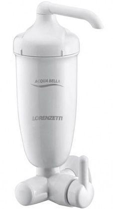 Filtro para Agua Lorenzetti Acqua Bella Branca