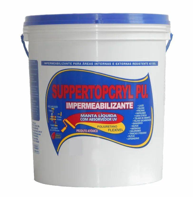 Impermeabilizante Suppertopcryl Pu