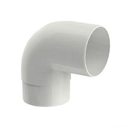 Joelho 90 Aquapluv Style Circular Branco