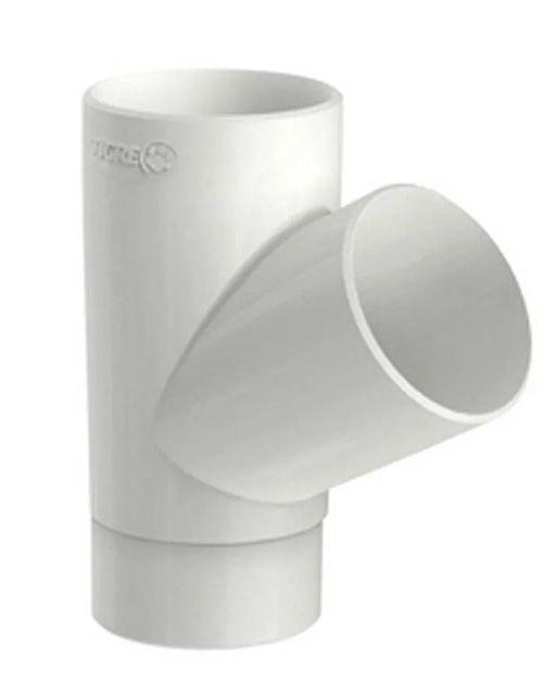 Junção 60 Aquapluv Style Circular Branca