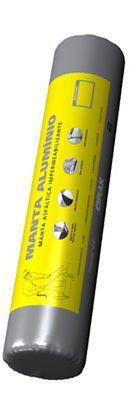 Manta Ciplak Aluminizada 3mm X 10mt
