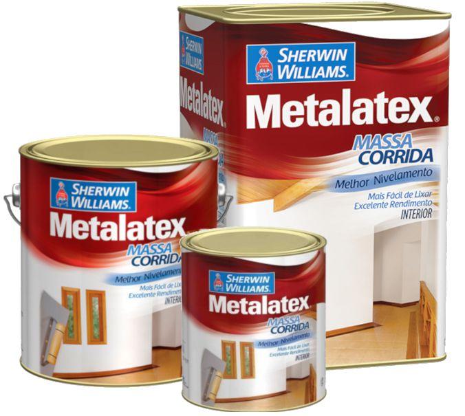 Massa Metalatex Corrida (PVA) Interior