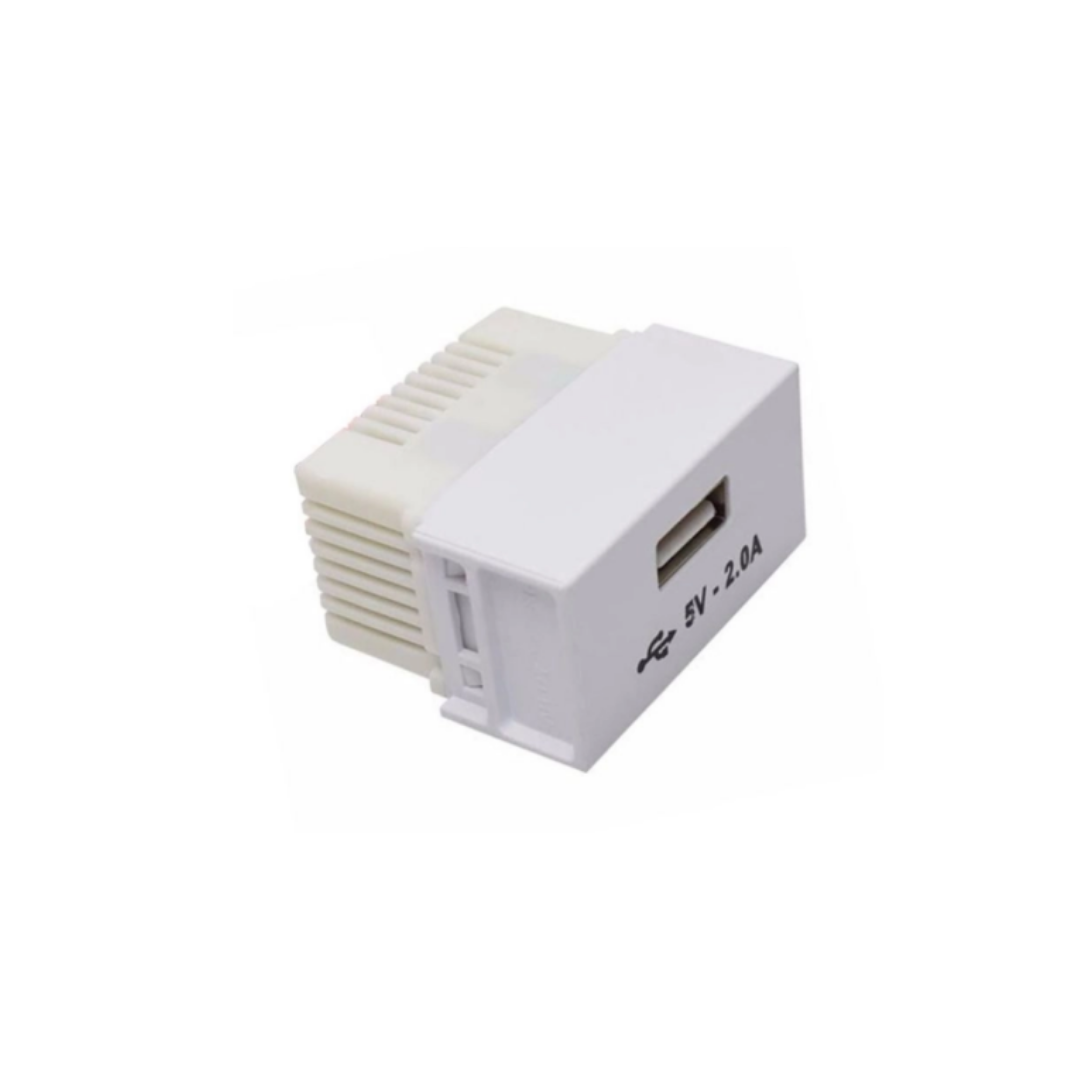 Modulo Ilumi Slim Tomada para USB 5V X 2,0A - Ref. 8191