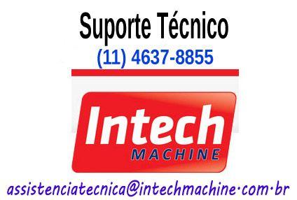 "Moto Esmeril Intech de Bancada 6"" pol. 360W - Bivolt 110/220V"