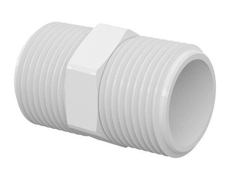 Niple Roscavel PVC