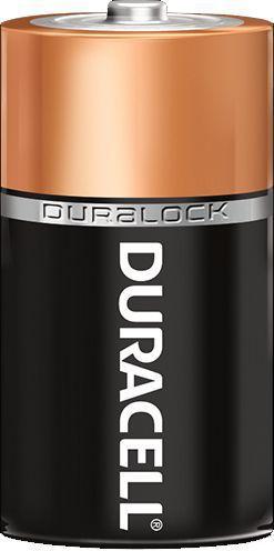 Pilha Duracell Alcalina xGrande 1,5V (2un)