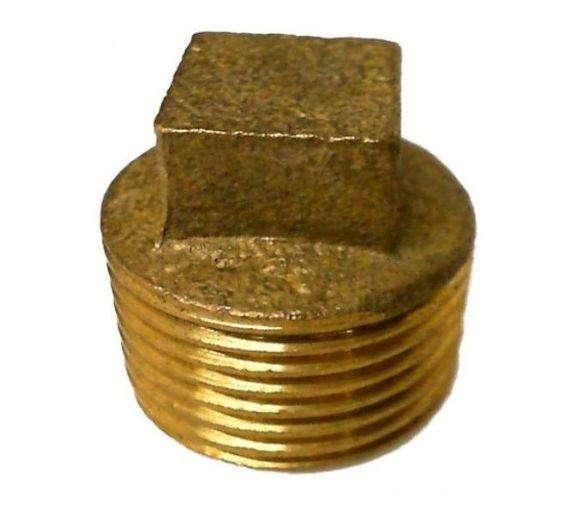 Plug Roscável Metal