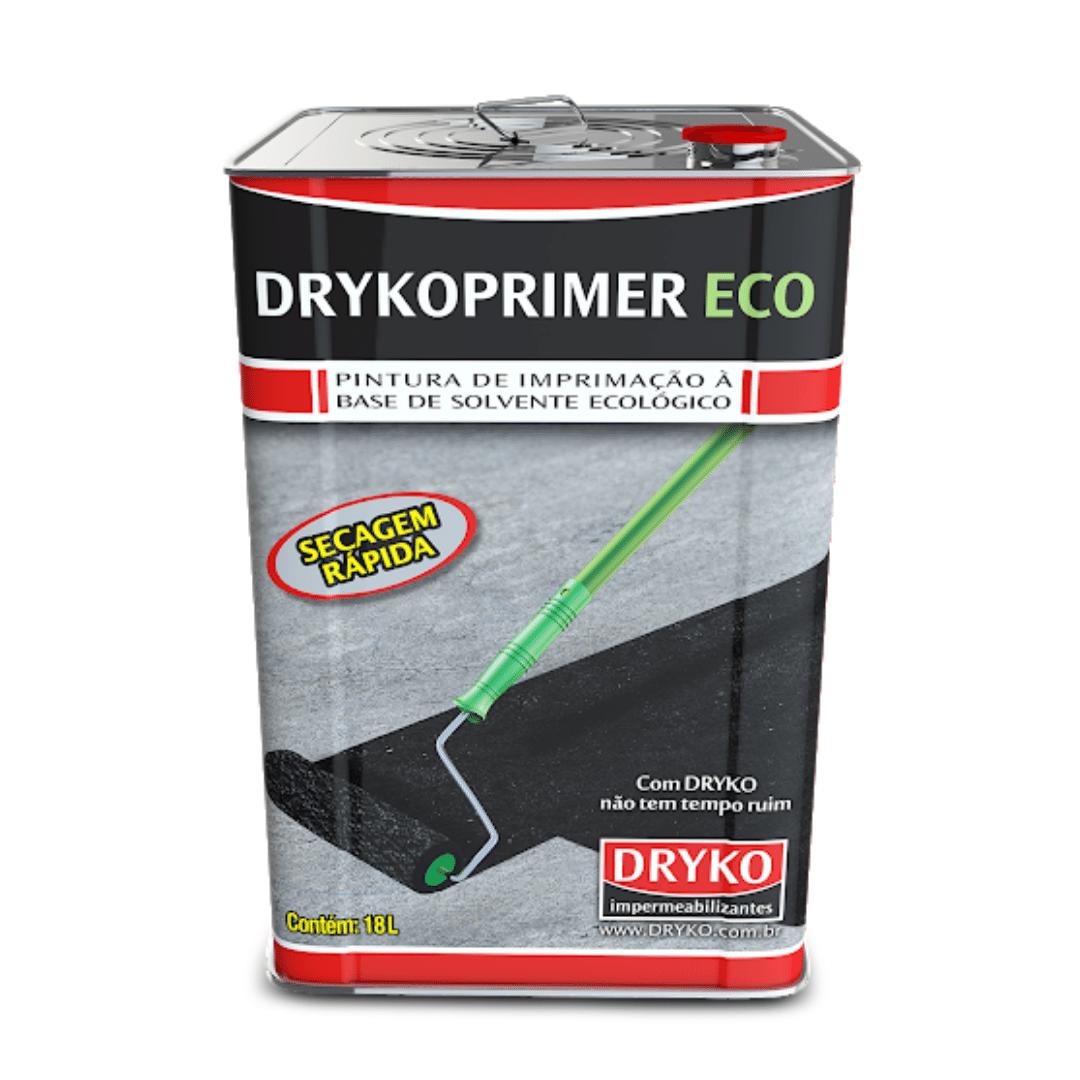 Primer DrykoPrimer Acqua Eco Base Solvente para Mantas 18L