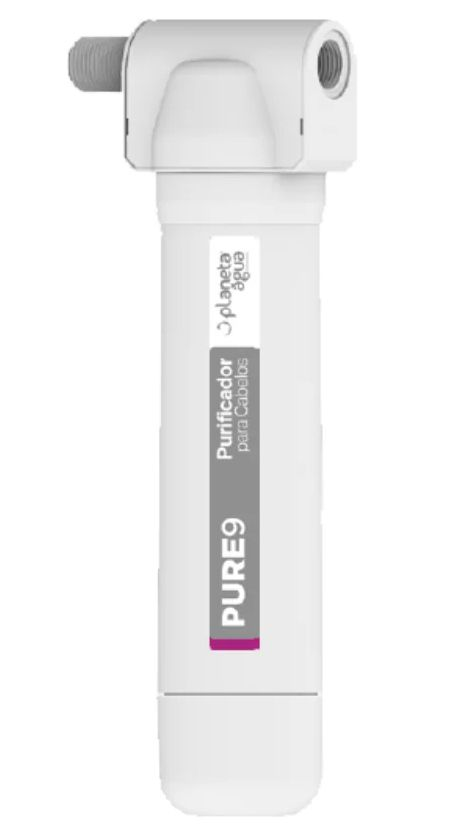 Purificador de Agua Pure9 para Cabelos