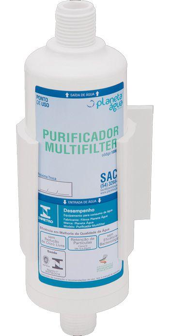 Purificador de Agua Top Multifilter