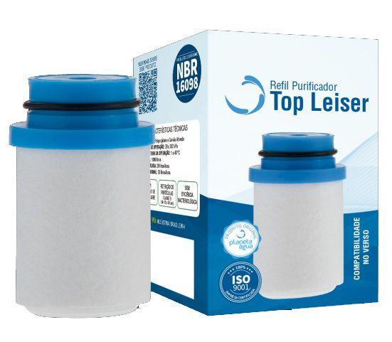 Refil Top Leiser Azul