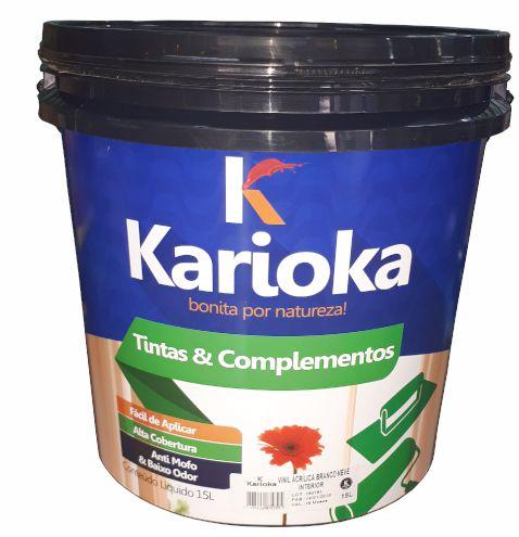 Tinta Karioka Acrilica 15L