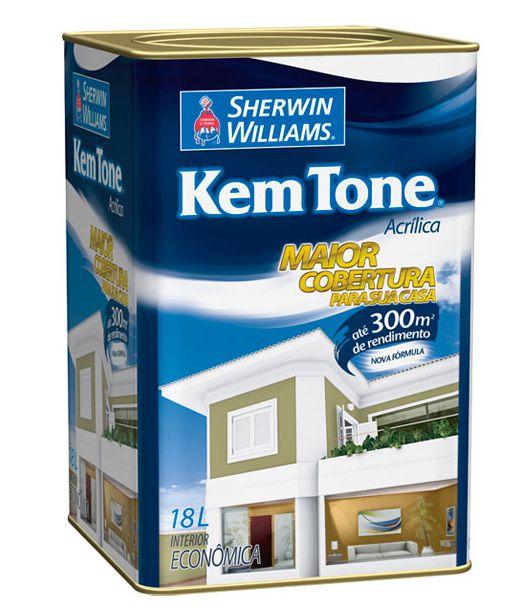 Tinta Kem Tone Acrilica Interior 18L