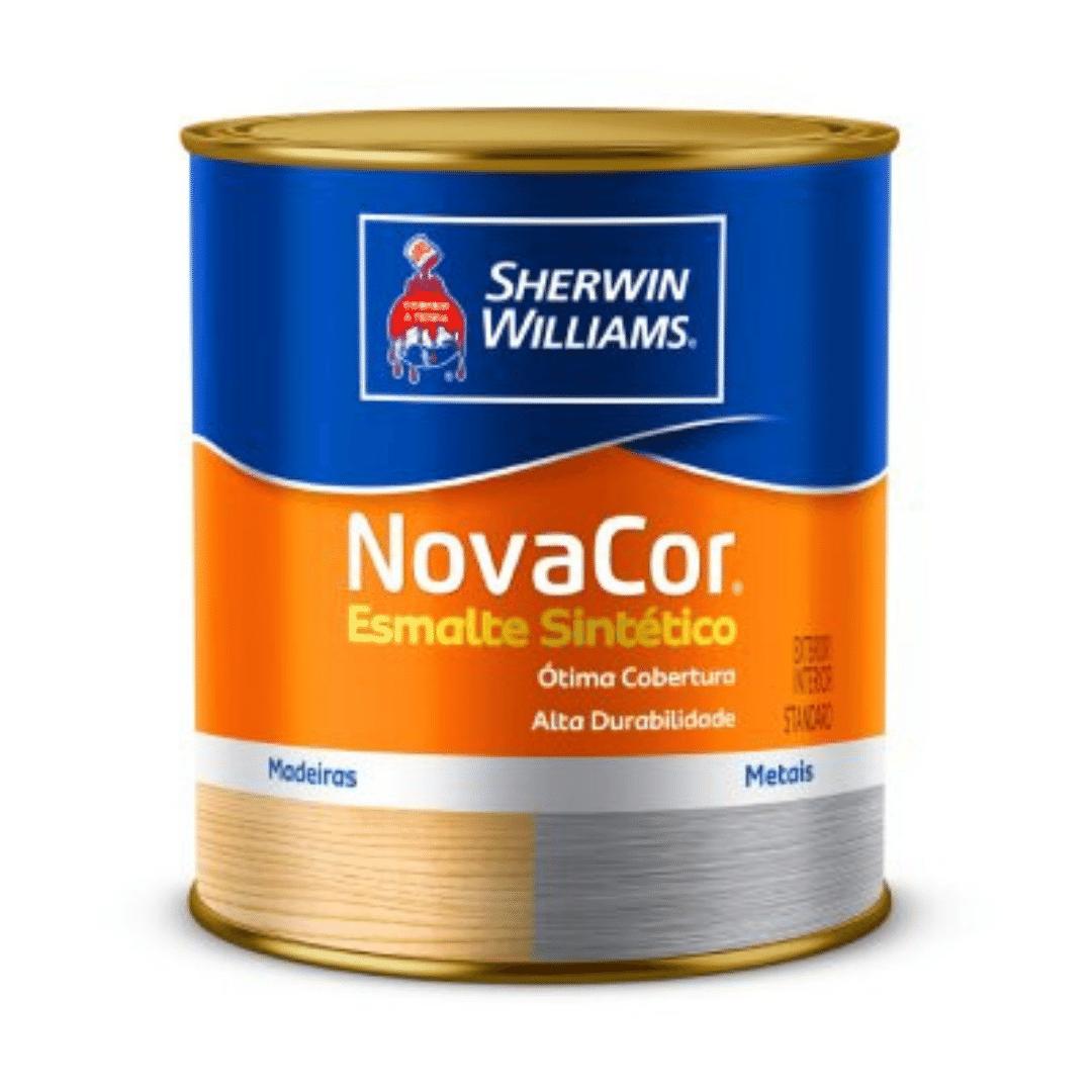 Tinta Novacor Esmalte Acetinado 0,9L