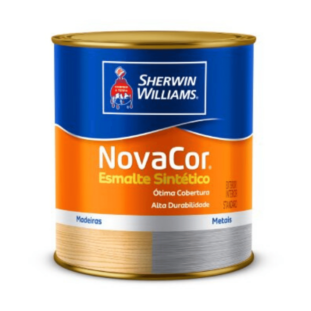 Tinta Novacor Esmalte Brilhante 0,9L