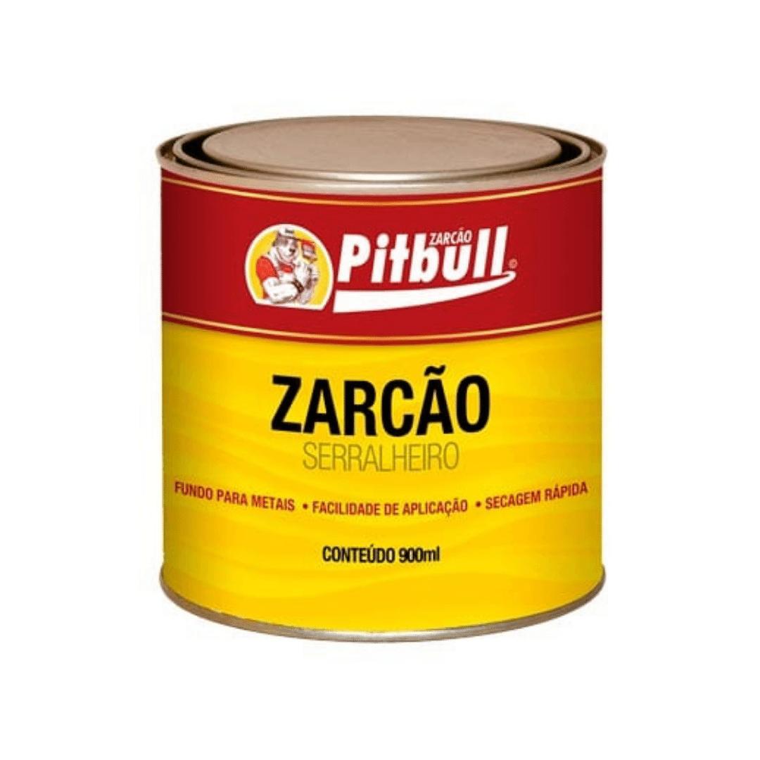 Zarcao Pitbull Cinza Universal 0,9L