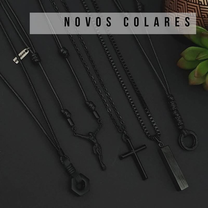 NOVOS COLARES