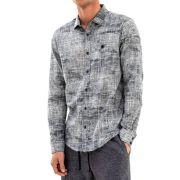 Camisa Von Der Volke ML Done - Preta