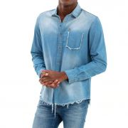 Camisa Von Der Volke ML Light Denim