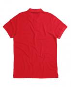 Polo Von Der Volke Piquet Stone - Vermelha