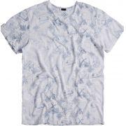 T-shirt Von Der Volke Características Holandesas - Branca