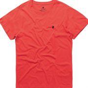T-shirt Von Der Volke Basis Round - Vermelha