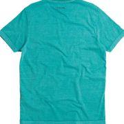 T-shirt Von Der Volke Basis Stone - Verde