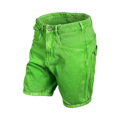 Bermuda BioTwo Jeans Jateado - Verde
