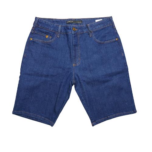 Bermuda Forum Jeans Paul - Azul Indigo