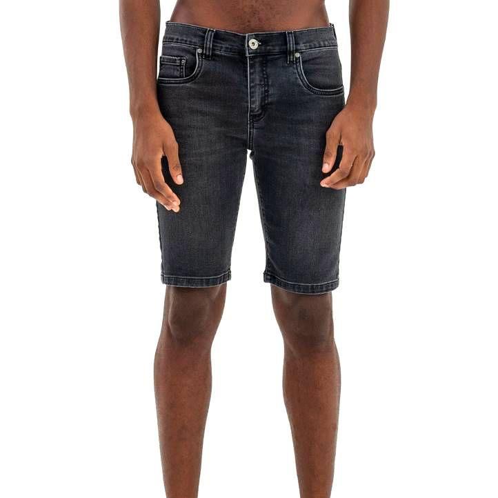 Bermuda Von Der Volke Jeans Isaac - Preta