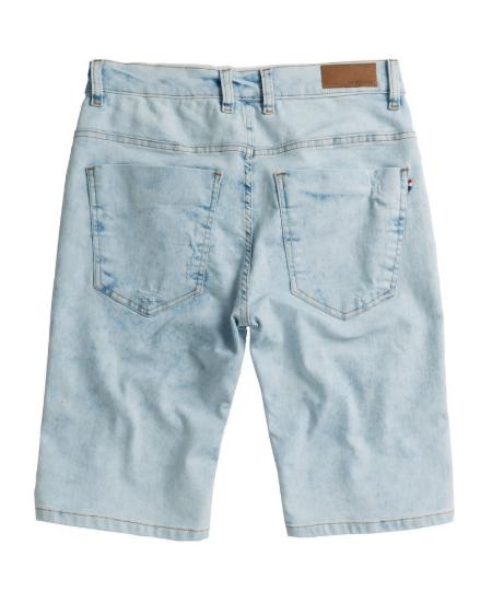 Bermuda Von Der Volke Jeans Slim Denim
