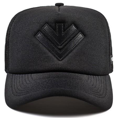 Boné Trucker Legalize Sweeg Black