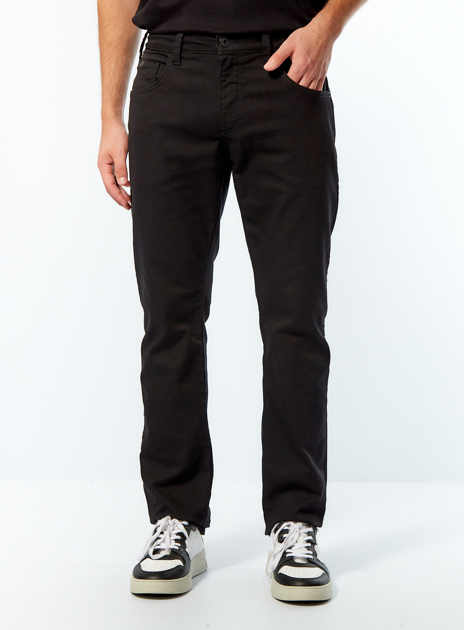 Calça Jeans Forum Paul Slim - Preta