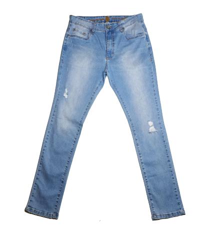 Calça Von Der Volke Jeans Dublin - Azul Denim