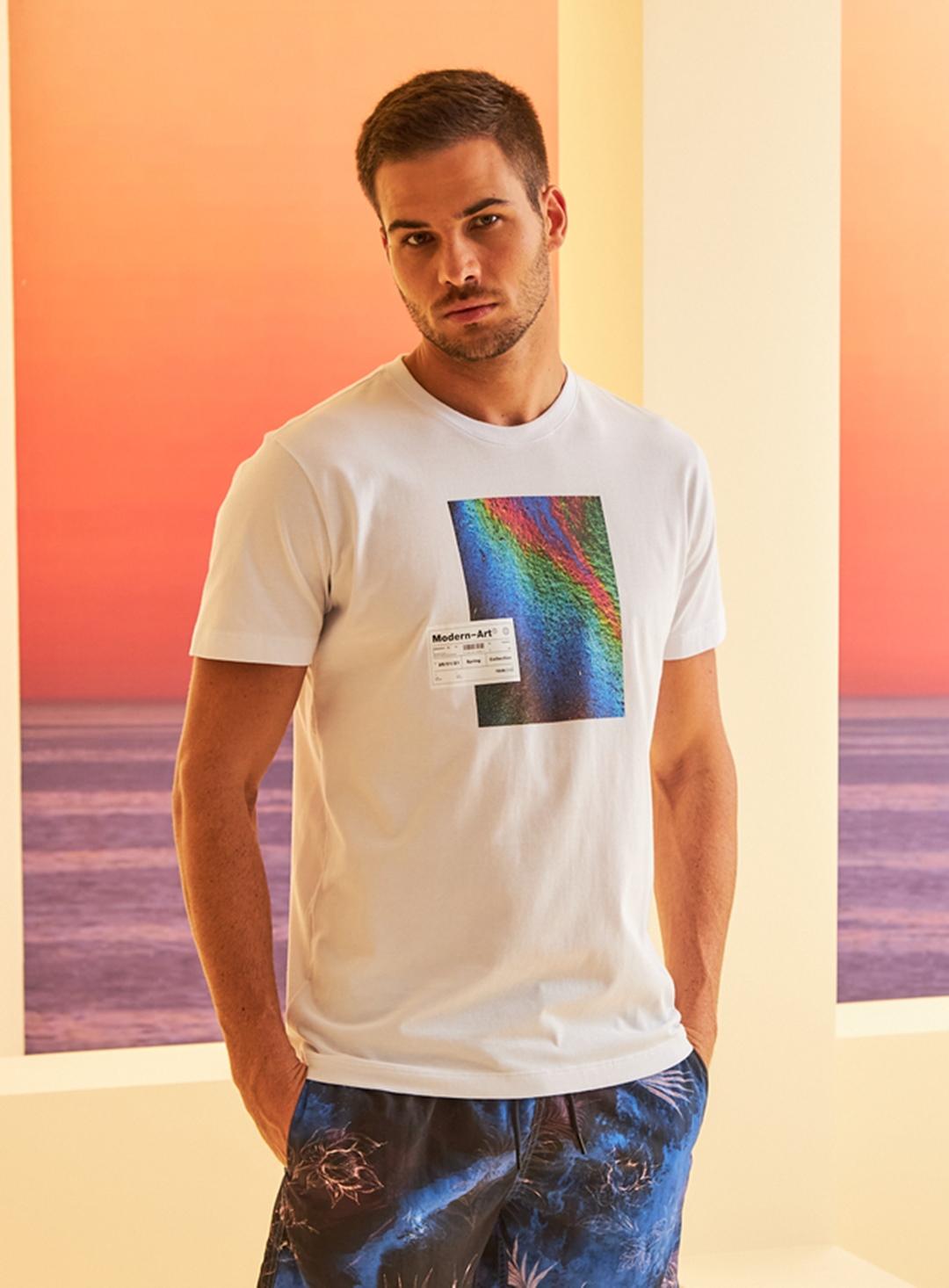 Camisa Forum Modern Art