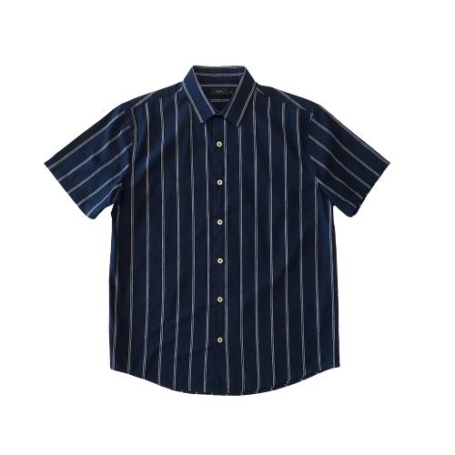 Camisa Foxton MC Mexico - Azul