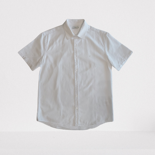Camisa MC Foxton Oxford Lisa - Branca