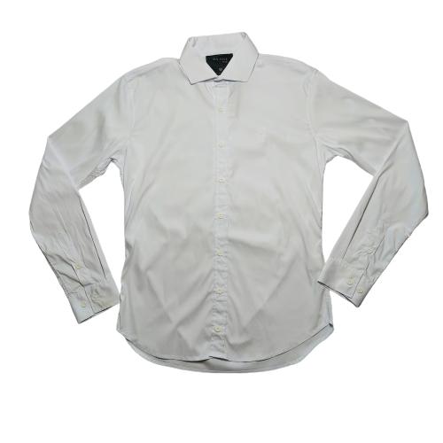 Camisa Six One ML Slim Fit - Branco