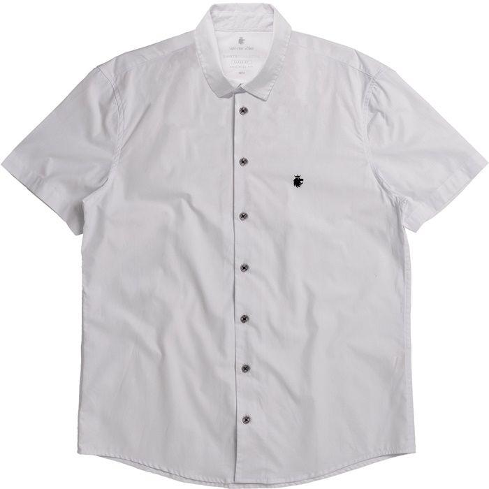 Camisa Von Der Volke Basis - Branca