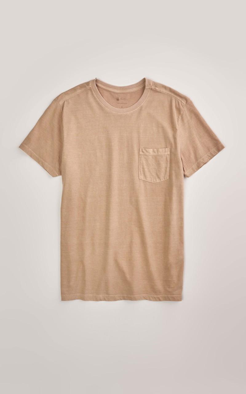 Camiseta Foxton Bolso Pinca - CHINO
