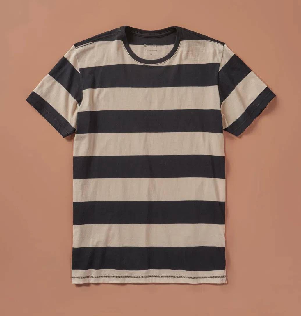 Camiseta Foxton Mc FT Listra NA