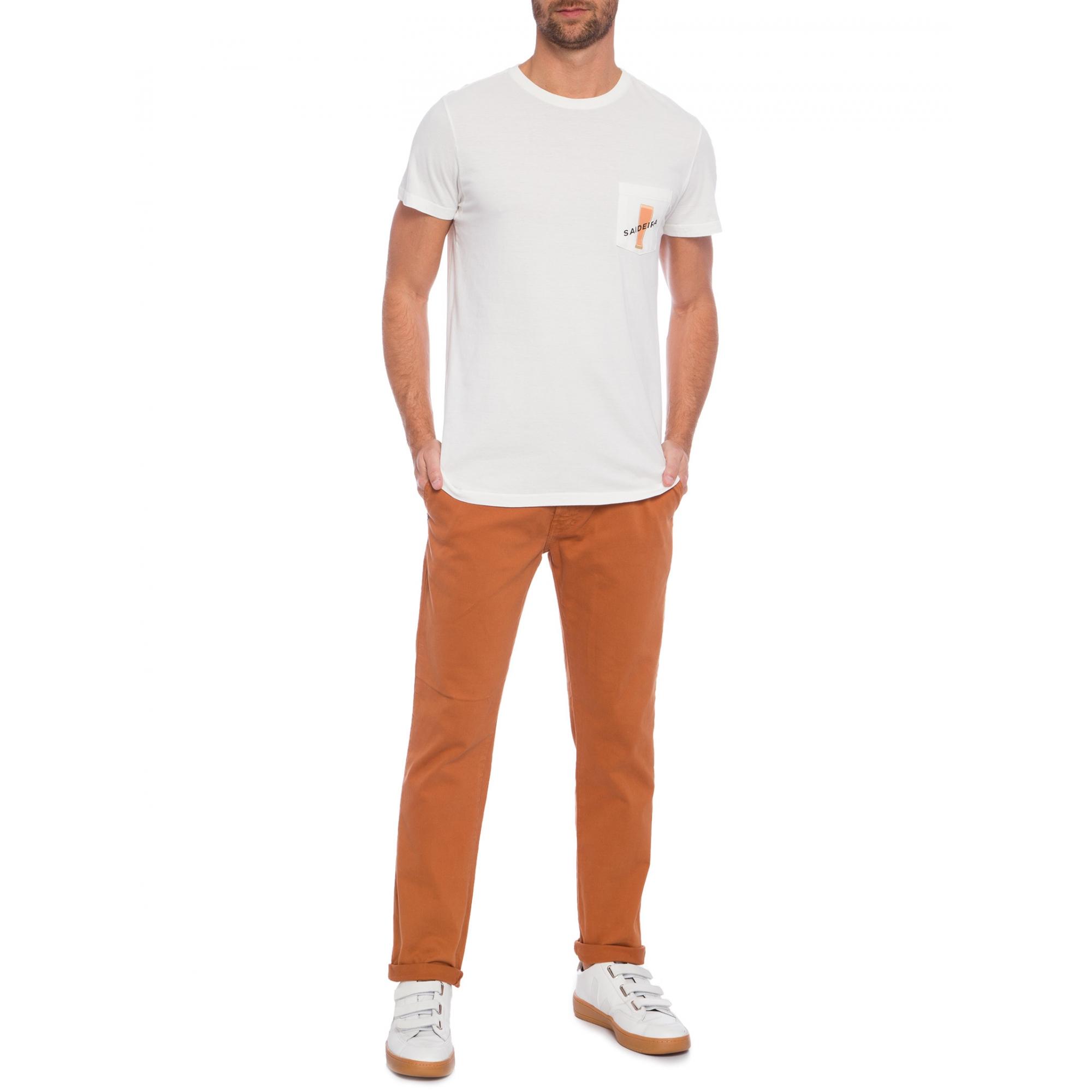 Camiseta Foxton Saideira - Off White
