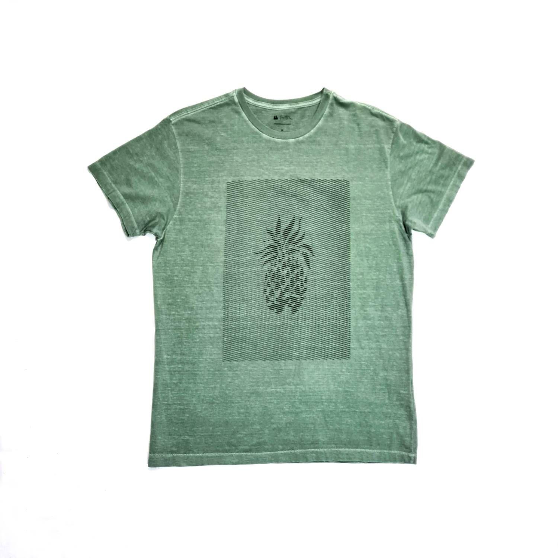 Camiseta Foxton Pineapple Lines