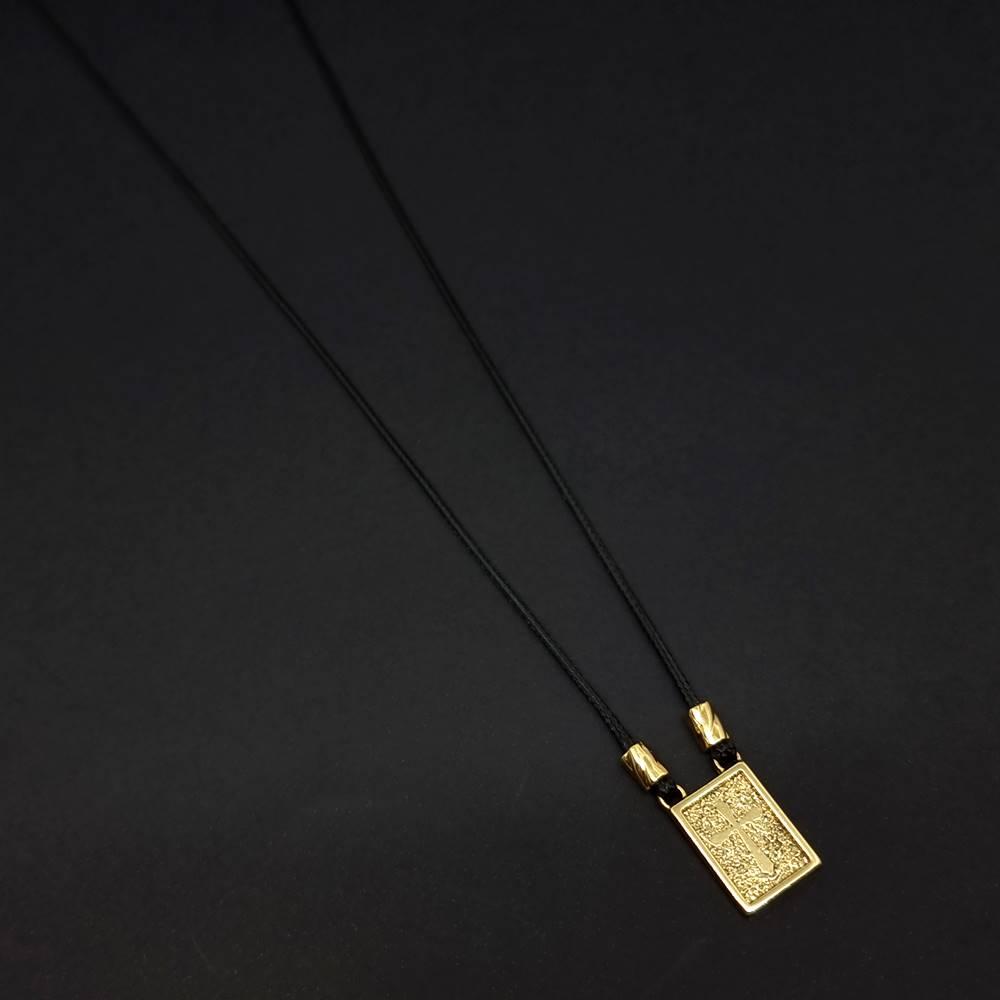 Escapulário Cerado Gold