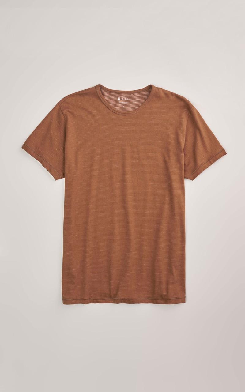 T-shirt Foxton Jobin - Caramelo