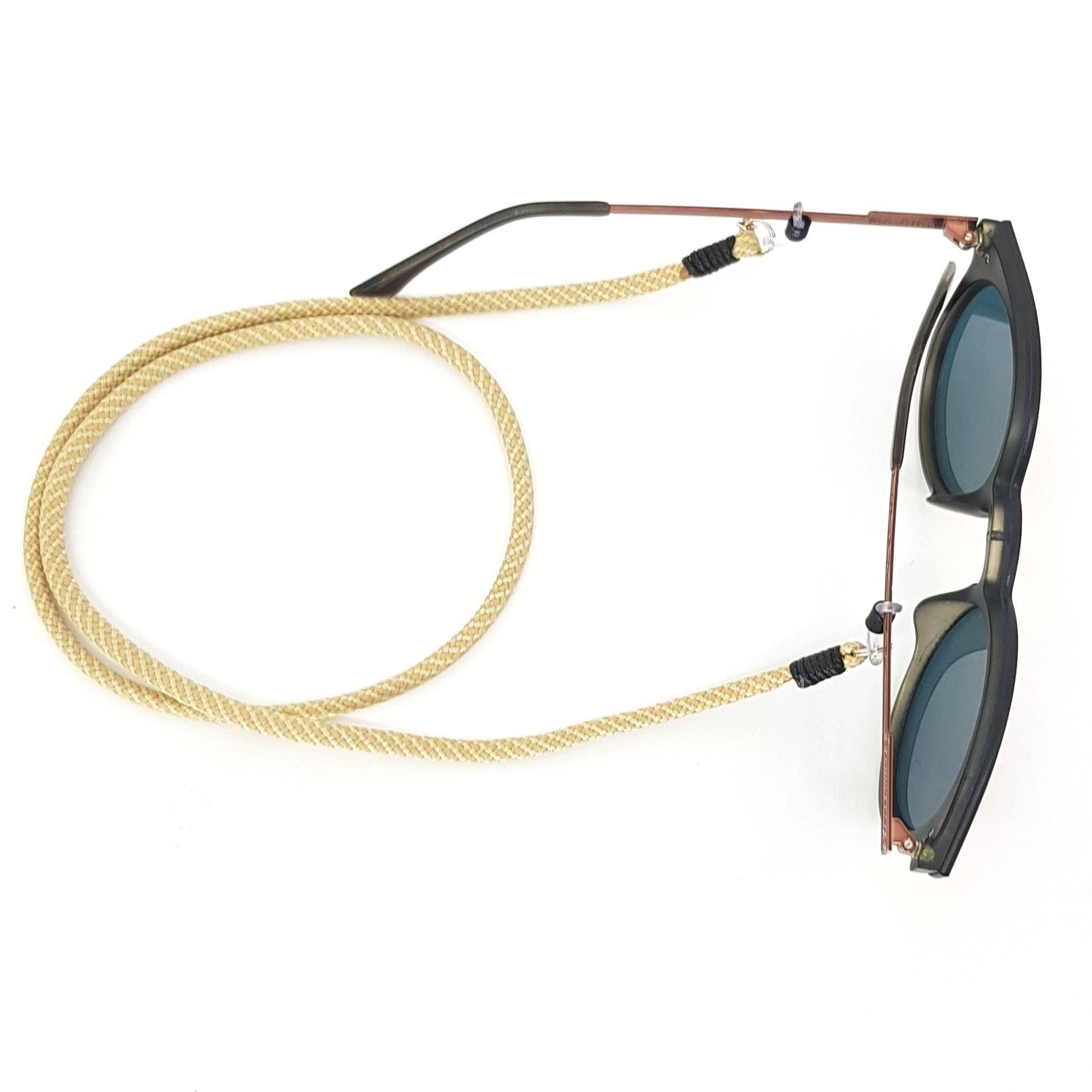 Cordão para Óculos Bege