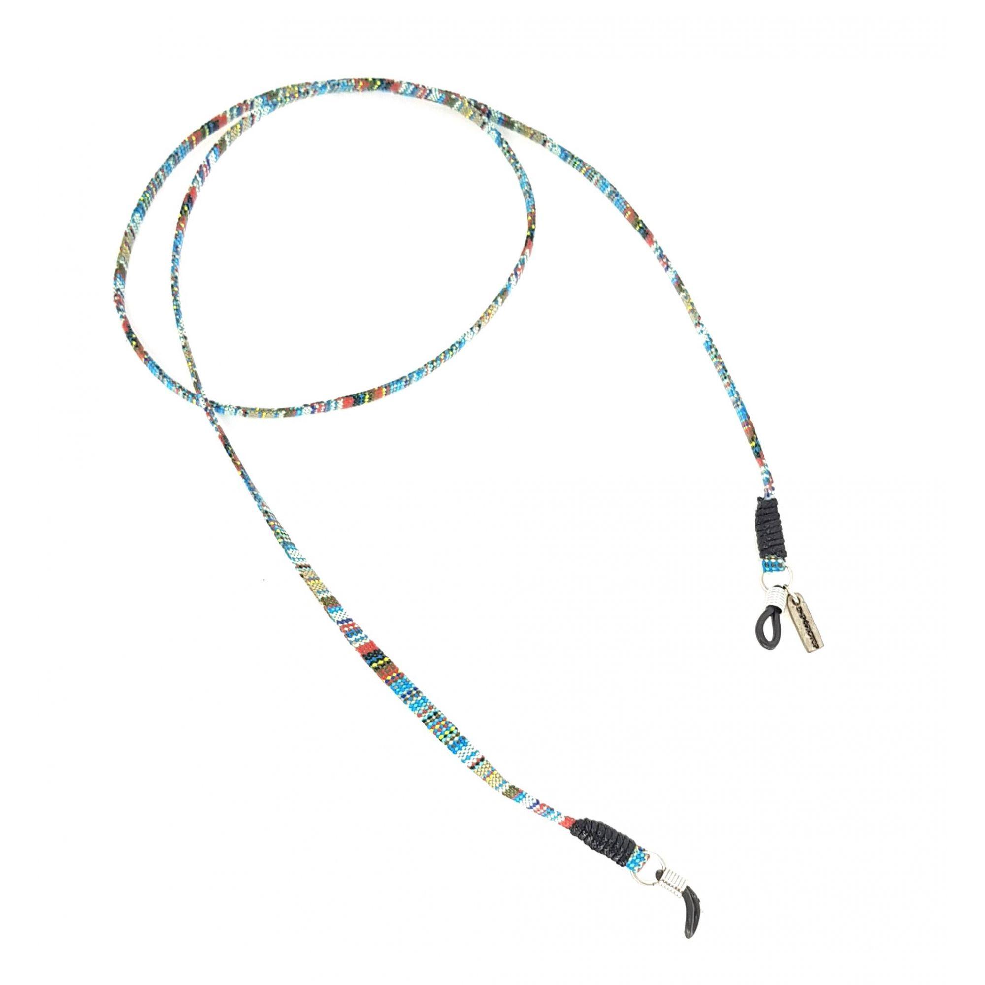 Cordão para Óculos Étnico Azul